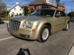 2010 CHRYSLER 300 TOURING V6 3.5 TRAC. ARR. DEMAR. 514-961-9094
