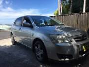 Toyota Corolla 2006 Ascent Hatch Lismore Lismore Area Preview