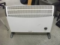 Freestanding Convection Heater. 2000W . White colour .