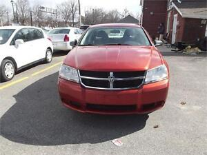 2008 dodge avenger SXT ,safety,e,test&2 yr w include in price