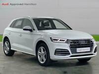 2019 Audi Q5 40 Tdi Quattro S Line 5Dr S Tronic Auto Estate Diesel Automatic