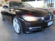 2012 BMW 328i F30 Luxury Line Black 8 Speed Automatic Sedan St James Victoria Park Area Preview
