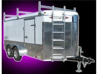 Contractor Job Site Trailers