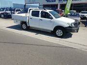 2009 Toyota Hilux KUN26R 09 Upgrade SR (4x4) 5 Speed Manual Dual Cab Pick-up Dandenong Greater Dandenong Preview