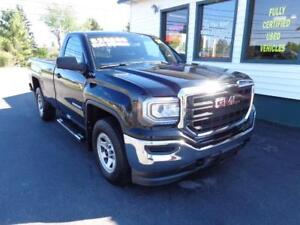 2016 GMC Sierra 1500 4x4 WT for only $234 bi-weekly all in!