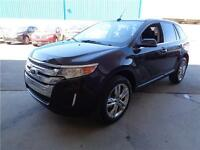 ** 2013 ** FORD ** EDGE ** LIMITED ** AWD ** LOW KM **