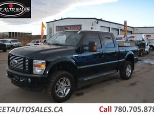 2009 Ford F-350 Harley Davidson fully loaded POWERSTROKE Diesel