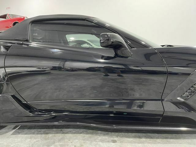 2016 Black Chevrolet Corvette Z06    C7 Corvette Photo 10