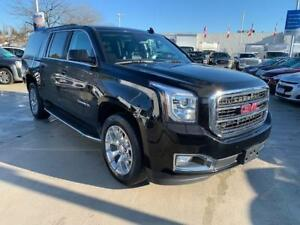 2018 GMC Yukon XL SLT 8 PASS 4WD (NO ACCIDENTS!) BLACK