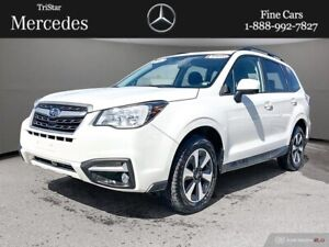 2017 Subaru Forester 2.5I Touring with Sunroof $229 BIWEEKLY!
