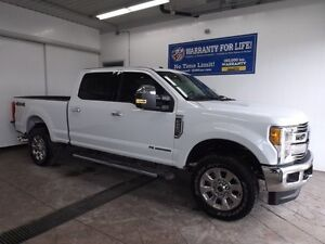 2017 Ford F-250 Super Duty LARIAT CREW LEATHER NAV SUNROOF