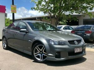 2012 Holden Commodore VE II MY12 SV6 Grey 6 Speed Sports Automatic Sedan Garbutt Townsville City Preview