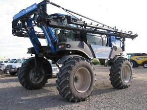 2012 NEW HOLLAND SP.240F XP SPRAYER