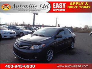 2013 Toyota Corolla LE Sunroof Heated Seats  Automatic