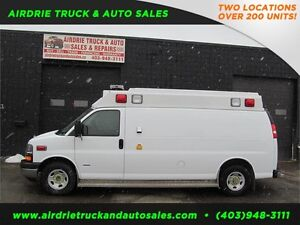 2007 Chevrolet Express AMBULANCE DURAMAX DSL
