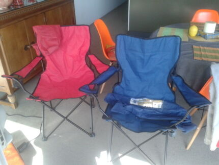 Camping Chair Werrington County Penrith Area Preview