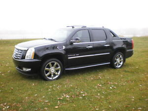 2007 Cadillac Escalade EXT - 167 349Km 4X4 - SUPER CLEAN