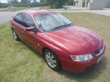 Wanted: 2004 Holden Commodore **SV EQUIPE DUEL-FUEL ECONOMY**