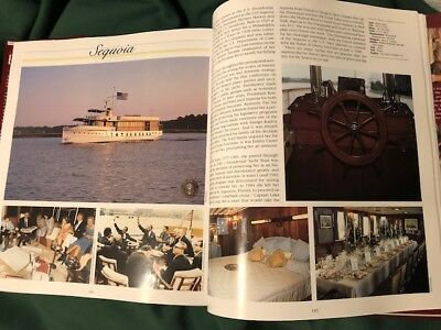 Amazing 60 Classic Yachts Interior Boat Design HMS Britannia U.S.S. Sequoia