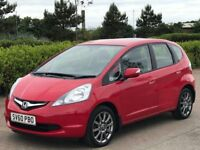 HONDA JAZZ 1.3 I-VTEC SI 5d 98 BHP (red) 2010