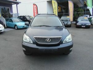 2006 Lexus RX350 GSU35R Sports Grey 5 Speed Sequential Auto Wagon Coorparoo Brisbane South East Preview