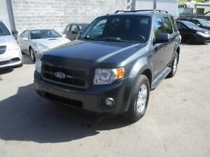 2008 Ford Escape Limited ( CUIR - 4x4 - WOW )