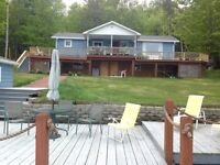 Big Basswod Cottage with 190 ft of WATERFRONT