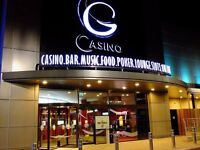 Part Time Cleaning Supervisors - Grosvenor Casino Edinburgh!