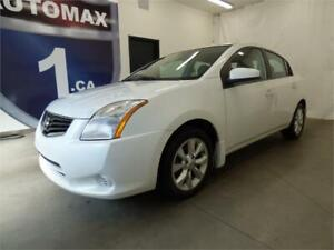 2011 NISSAN SENTRA 2.0 S (AUTOMATIQUE, 126,000 KM, MAGS, FULL!!)