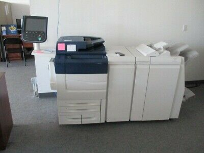 Xerox Color C60 Production Printer Copier Scanner 60ppm