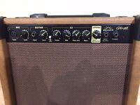 STAGG 20 AAR GUITAR AMP WITH SPRING REVERB