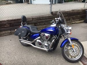 Honda VTX 1300 reduced price