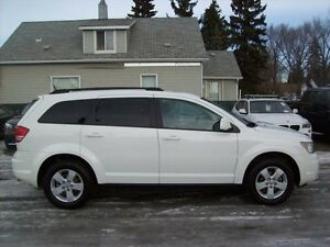 2010 Dodge Journey SXT/AUTO/NAVI/SUNROOF Edmonton Edmonton Area image 8