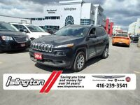 2014 Jeep Cherokee North 4dr Front-wheel Drive