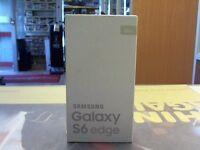 NEW SAMSUNG GALAXY S6 EDGE 32 GB ON THREE