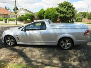 2014 Holden Ute VF MY15 SV6 Quicksilver 6 Speed Manual Utility Croydon Burwood Area Preview