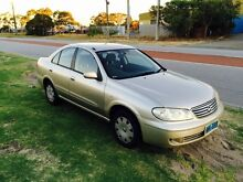 2006 Nissan Pulsar N16 2006 AUTO  Automatic Sedan Wangara Wanneroo Area Preview