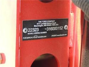 2016 Toro Dingo TX525 Compact Track Loader -23.3hp,1904lbs SALE! Regina Regina Area image 16