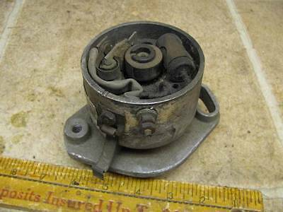 Vintage Mallory Yl473b 1 Cylinder Distributor Wisconsin Magneto Replacement