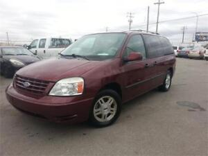 2007 Ford Freestar Wagon SE adjustable gas and break padles