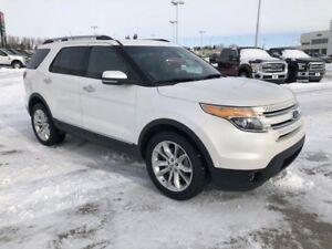 2013 Ford Explorer Limited (Heated/Cooled Seat, Remote Start)