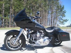 Mint Harley Road Glide availble at a reasonable price