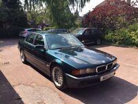 BMW 740i Auto 1995