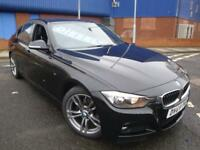 64 BMW 320D M SPORT BUSINESS MEDIA DIESEL *SATNAV*LEATHER*£30 TAX*