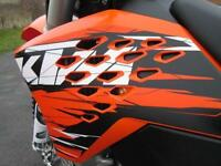 KTM 200 EXC 2011 ENDURO ROAD REGISTERED MX MOTOCROSS BIKE