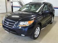 2009 Hyundai Sante Fe Limited LEATHER, SUNROOF, ALL WHEEL DRIVE