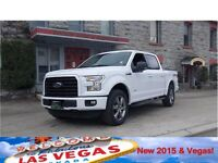 NEW 2015 Ford F-150 XLT 2.7 ECOBOOST