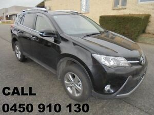 2015 Toyota RAV4 ZSA42R MY14 Upgrade GXL (2WD) Black Continuous Variable Wagon Wangara Wanneroo Area Preview
