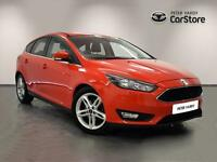 2015 FORD FOCUS HATCHBACK