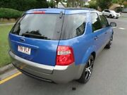 2004 Ford Territory SX TX (RWD) Blue Metallic 4 Speed Auto Seq Sportshift Wagon Chermside Brisbane North East Preview